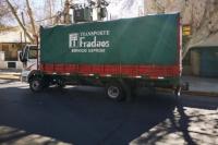 Transportista mendocino fue detenido tras bajarse por la ventanilla del camión