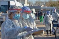 Covid-19: seis fallecidos y 98 casos nuevos en la provincia