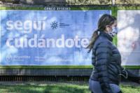 Se registraron 34 nuevas muertes en la Argentina y son 8305 los fallecidos por coronavirus