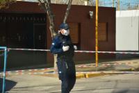 Efectivos policiales dan positivo de coronavirus: una agente está internada