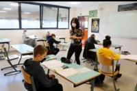 En Francia debieron cerrar escuelas por un rebrote de coronavirus