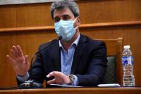 """Uñac habló sobre Rupcic: """"La investigación judicial determinará responsabilidades"""""""