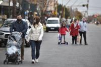Vuelven las caminatas saludables en toda la provincia