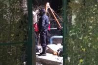 Hallaron el cuerpo de una mujer en un pozo de 70 metros