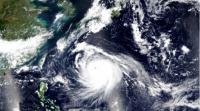 Japón evacúa a 1,6 millones de personas por el tifón Haishen