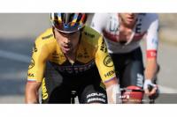 Tour de Francia: Roglic se quedó con la 9na etapa y lidera la general