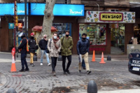 El desafío de Mendoza: controlar a los jóvenes para evitar el colapso sanitario