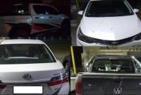 """Más de 20 vehículos de alta gama y 4x4 fueron secuestrados en la """"Fiesta Vip"""" de Santa Lucía"""