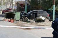 Rivadavia: un hombre murió, tras un fuerte choque entre dos autos
