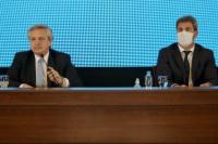 """Alberto Fernández: """"Argentina necesita revisar su sistema de desarrollo"""""""