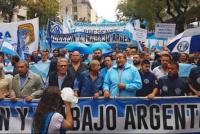 La CGT planea convocar a una marcha para el 17 de octubre en respaldo al Gobierno