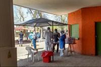 25 de Mayo: Salud Pública realizó un rastrillaje preventivo