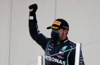 Valtteri Bottas, el gran ganador del GP de Rusia