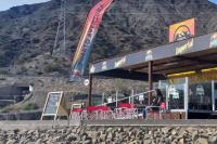 El próximo fin de semana el parador de Punta Negra abre sus puertas