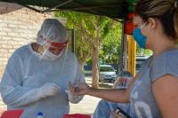 Covid-19 en San Juan: confirmaron 49 casos nuevos y la cifra alcanzó los 1242