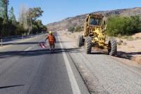 Vialidad Nacional solicita circular con precaución por Ruta 40 y Carpintería