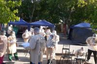 Villa Obrera: se realizó un importante operativo de rastrillaje