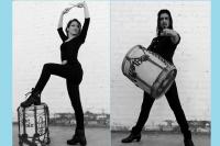 ¡De China a San Juan!, dos bailarines dictan talleres para niños, jóvenes y adultos