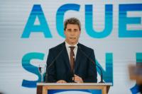 Sergio Uñac habló sobre el túnel de Agua Negra y dijo que