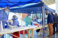Coronavirus récord: San Juan registró 313 nuevos casos y superó los 4000