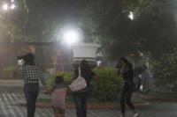 Un fuerte viento sur hará descender la temperatura en San Juan