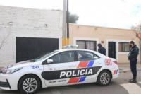 Entradera y robo: una familia fue sorprendida por tres delincuentes mientras dormían