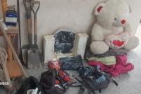 Chimbas: la policía recuperó objetos robados y buscan a los dueños