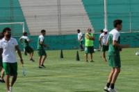 Preocupación en Desamparados: un jugador dio positivo de Covid-19 y suspendieron las prácticas