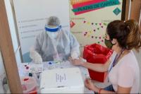 Habilitan nuevos Centros de Salud para realizar testeos de Covid-19