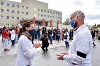 El Sindicato Médicos y Salud Pública, tendrán una audiencia de conciliación obligatoria
