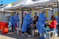 Salud Pública aclaró que un caso positivo debe estar aislado 10 días sino presenta síntomas