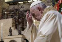 """""""Toda persona descartada es un hijo de Dios"""", reiteró el papa a horas del debate sobre el aborto"""