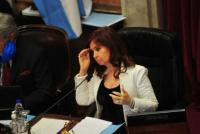Cristina Kirchner no podrá acceder a la doble pensión vitalicia