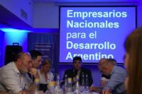 Este jueves realizarán un encuentro entre empresarios y empresarias nacionales