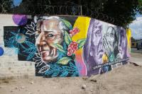 Murales que plasman historia en Capital