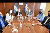 Para Fabiola Aubone el trabajo del Estado es reforzar la protección de los Derechos Humanos