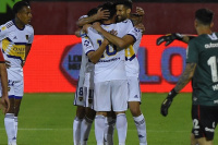 Tras un domingo de fútbol nacional, Boca venció a Newell's en Rosario y lidera su zona
