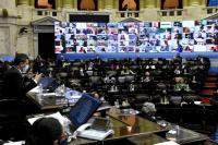 Después de un año y medio, la Cámara de Diputados vuelve a la presencialidad plena