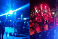 Fiesta y descontrol: dos boliches volvieron en forma de bar, pero fueron clausurados