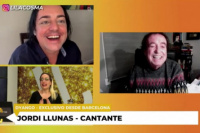 Imperdible: Dyango y su hijo Jordi por primera vez en la televisión sanjuanina