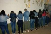 Más de 36 detenidos en dos fiestas clandestinas: en Chimbas y San Martín