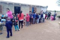 Preparan una Navidad solidaria para un comedor de Bermejo y piden donaciones