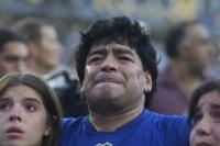 Decretan tres días de duelo nacional por la muerte de Maradona
