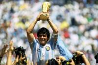 Sergio Uñac despidió a Maradona con un doloroso mensaje