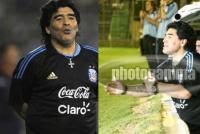Las cuatro veces que Diego Maradona pisó suelo sanjuanino