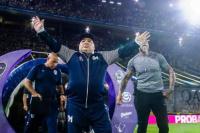 Inter - Boca, suspendido por la muerte de Maradona