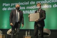 El personal que trabajará con cannabis medicinal será capacitado por una Universidad de Israel