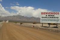 Confirmaron los primeros 5 casos de Covid-19 en la mina Gualcamayo