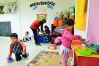 """""""Hace meses venimos preparando este regreso"""": los jardines maternales volvieron a trabajar"""