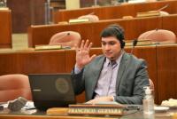 Francisco Guevara, el único legislador sanjuanino que votará a favor del aborto